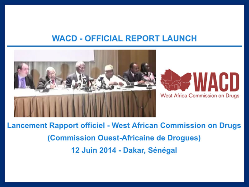 WACD – OFFICIAL REPORT LAUNCH : 21-10-2013