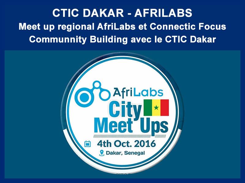 CTIC DAKAR – AFRILABS – 04-10 -2016