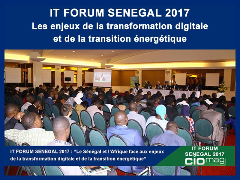 CIO-MAG – IT FORUM SENEGAL : 21-02-2017
