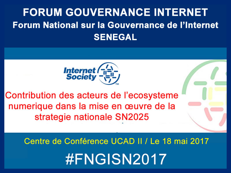 FORUM GOUVERNANCE INTERNET : 18-05-2017